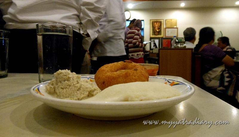 South Indian Yummy food at Vaishali in Pune