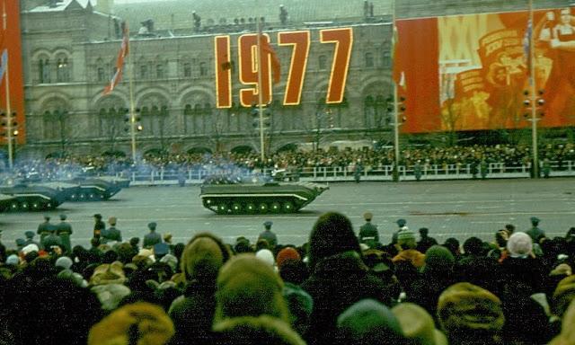 1977 - Moskova'da Zafer Geçidi