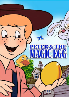 Peter and the Magic Egg