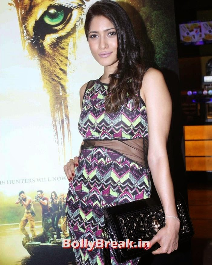 Himarsha Venkatsamy, Celebs at 'Roar' Movie First Look Launch