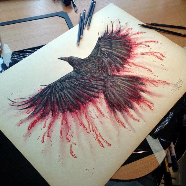hyper realistic pencil drawings