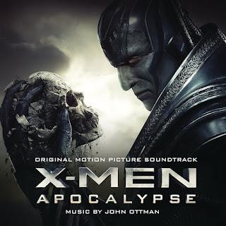 X-Men – Apocalypse – Trilha Sonora