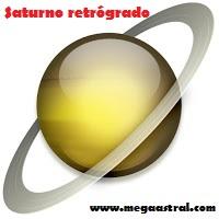 Significado de Saturno retrógrado