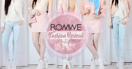 Romwe Fashion Review: 5 Pastel Pieces to Brighten Up Your Wardrobe