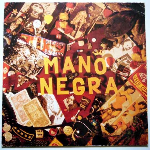 Manu Chao Mano Negra