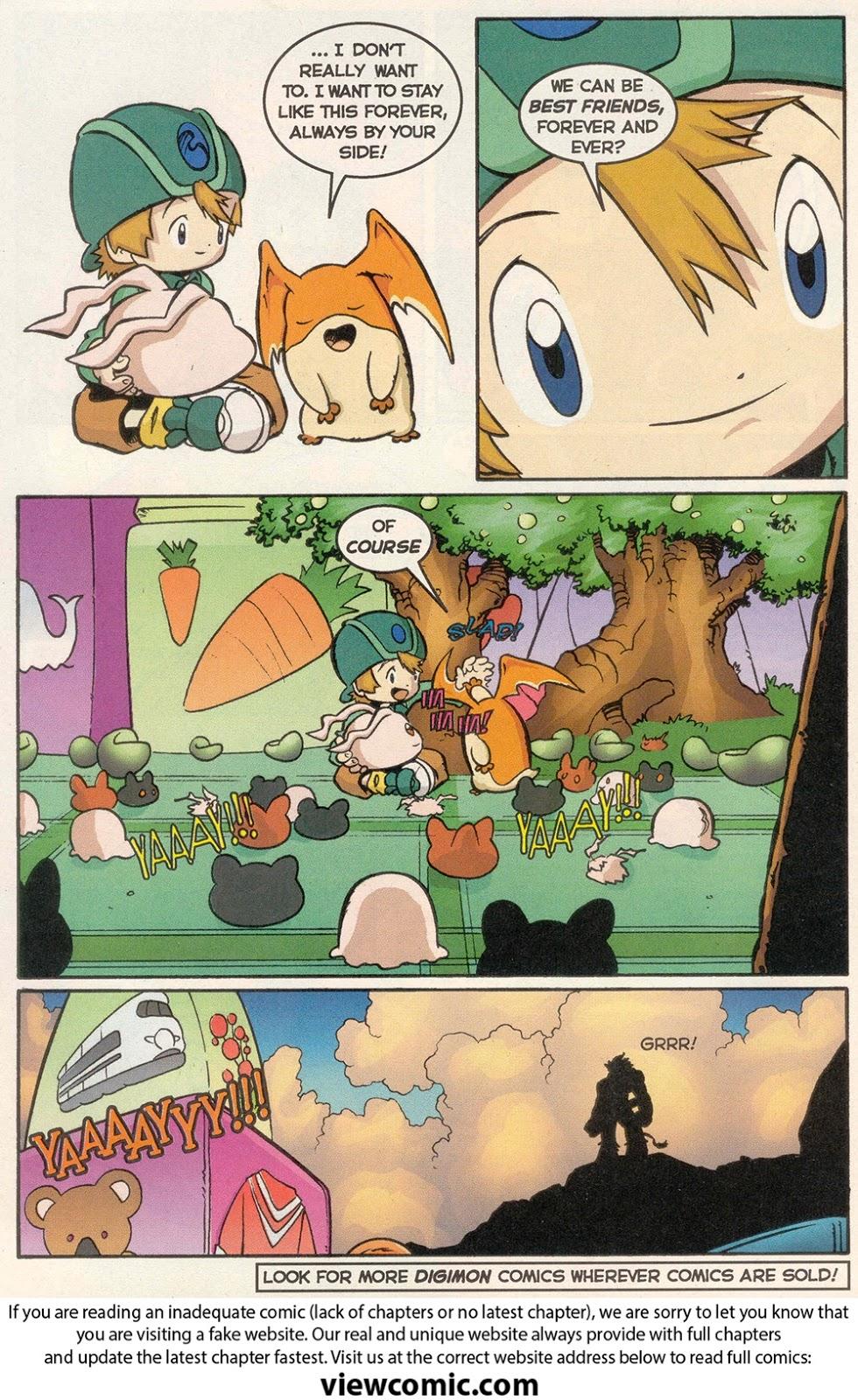Digimon – Digital Monsters | Viewcomic reading comics online