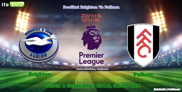 Prediksi Brighton Vs Fulham - ituBola