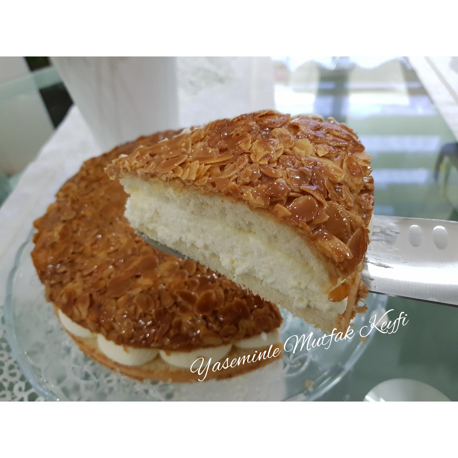 Ballı Mini Pasta