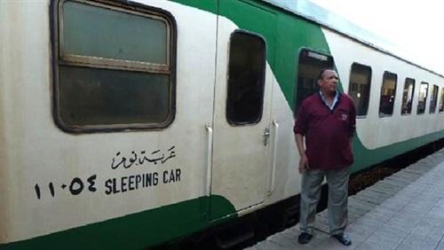 اسعار تذاكر قطار مرسى مطروح من القاهرة وطنطا والاسكندرية