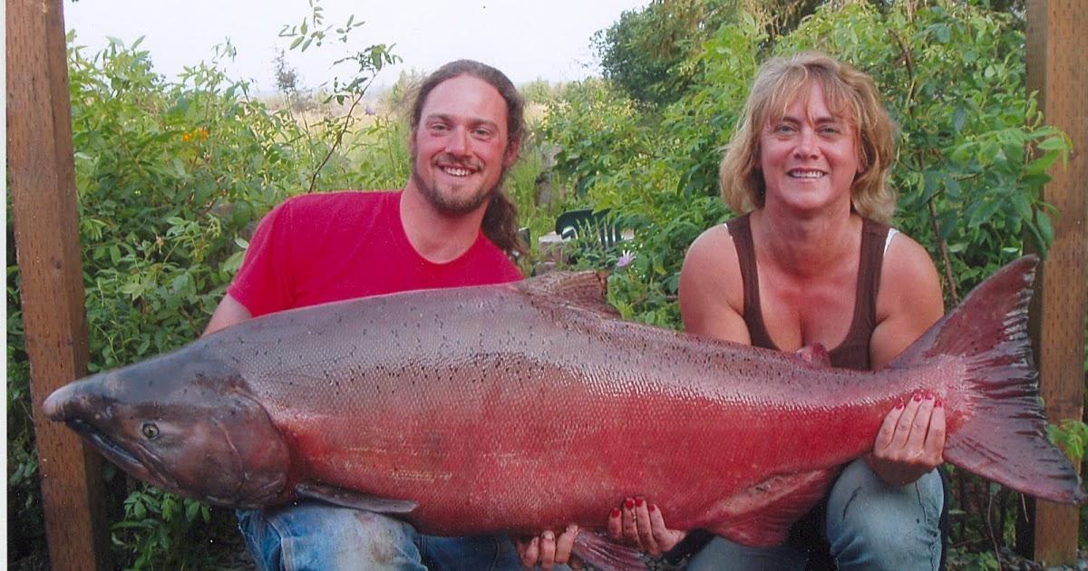International Fishing News Video Worlds Biggest King -5448