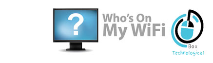 who`s on my wifi