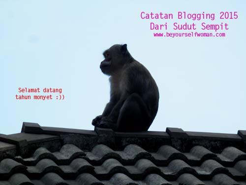 Catatan Blogging 2015 Dari Sudut Sempit