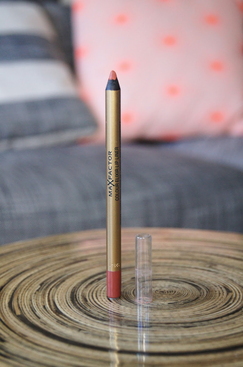 max factor colour elixir lip liner brown n nude review