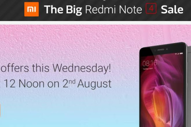 Now You can buy Redmi Note 4 for as low as Rs 999.  CHECK DETAILS!