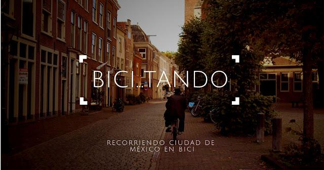 Ciudad de México en bici