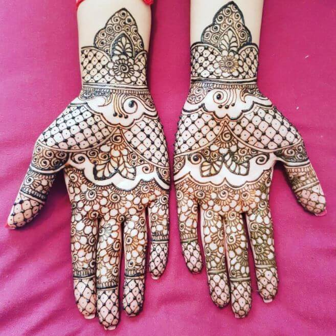 100 Easy Simple Mehndi Designs 2019 Latest For Hands Page 3 Of