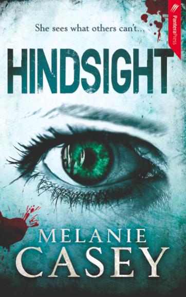 Hindsight by Melanie Casey book cover