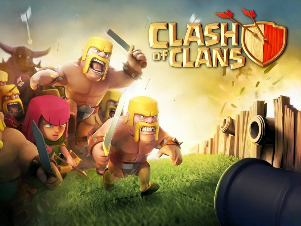 Download Game Clash Of Clan Offline Installer