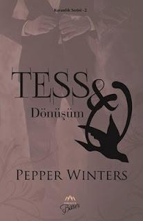 Tess ve Q Dönüşüm – Pepper Winters PDF indir