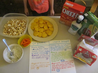 Pinterest Flips and Flops-homemade cheez-its