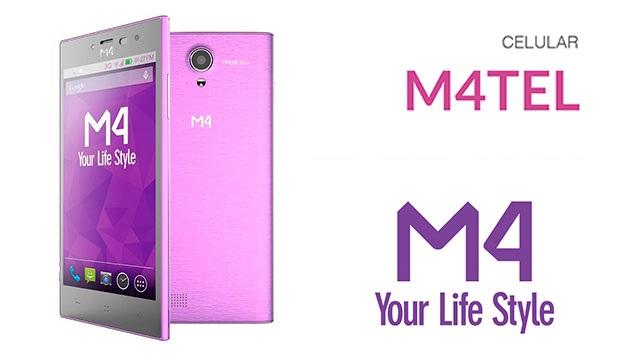 Desbloquear \ hard reset celular M4 m2250a