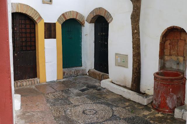 Viviendas tradicionales de la judería de Córdoba