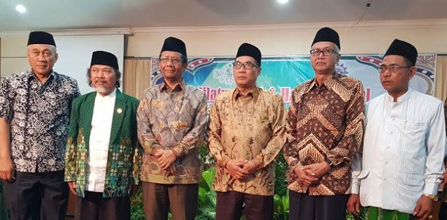 Mahfud MD Ajak NU-Muhammadiyah Bersatu Hindari Adu Domba