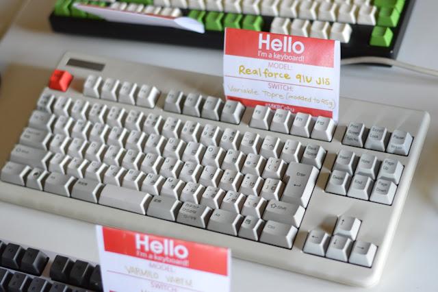 topre realforce 91U, topre realforce, topre keyboard