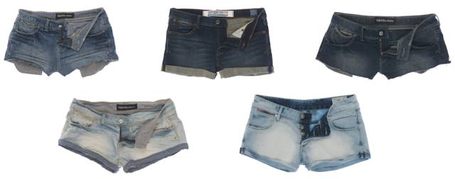 SUPERDRY… La Revolución SHORT DENIM ¡¡