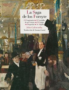 La saga de los Forsyte, de John Galsworthy
