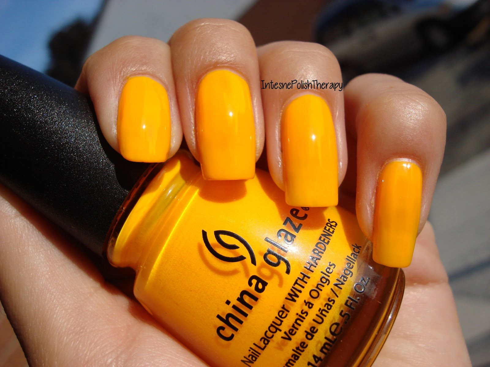China Glaze - Sun Worshiper