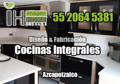 Cocinas integrales a medida en Azcapotzalco