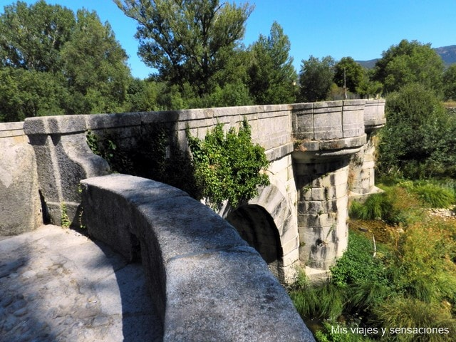 Puente del Perdón, Rascafría