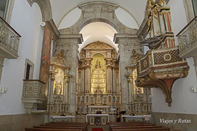 Iglesia de la Misericordia, Viseu, Portugal