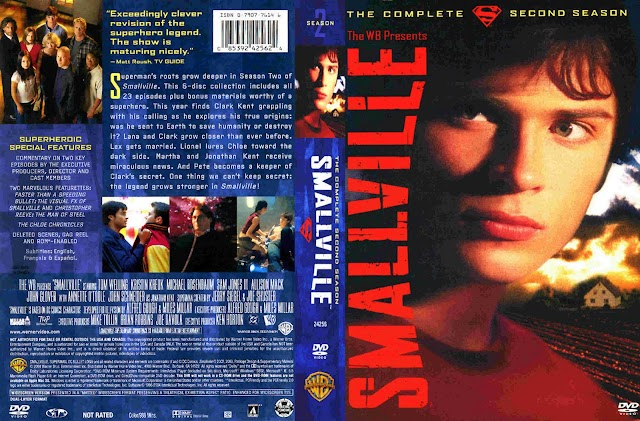 [Phim] Thị Trấn Smallville ( Phần 2 ) Full HD 720p