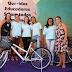 Educadoras do Criança Feliz  receberam  bicicletas para as visitas domiciliares