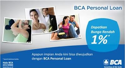 Pengajuan dan Syarat KTA BCA