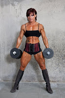 Big Female bodybuilding