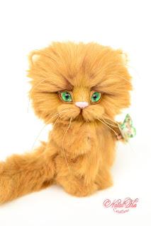 Artist kitten, cat, Katze, Kater, кот тедди, кошка, котенок, Коллекционные мишки тедди, авторские тедди, авторские игрушки, тедди, коллекция мишек тедди,друзья мишек тедди, NatalKa Creaions, artist teddy bears, ooak teddies, collectable teddies, stuffed toys, Künstlerteddys, teddies with charm, Teddybären, Teddy kaufen, teddy bears buy, Summer Loving Collection, Влюбленные в лето
