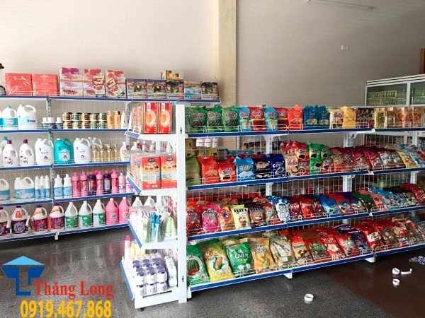 Khó khăn và thuận lợi khi mở cửa hàng siêu thị mini ?