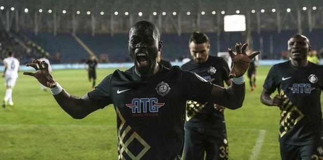 Trabzonspor N'Diaye nin peşine düştü