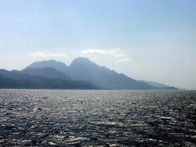 Monte de la Mujer Muerta en Ceuta