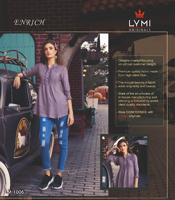 Lymi Enrich Western Tops Wholesale Price ( Best Discount )