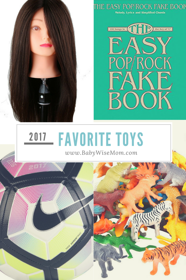 Favorite Toys 2017