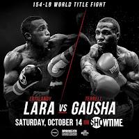 Recommended Boxing Event: Erislandy Lara vs Terrel Gausha
