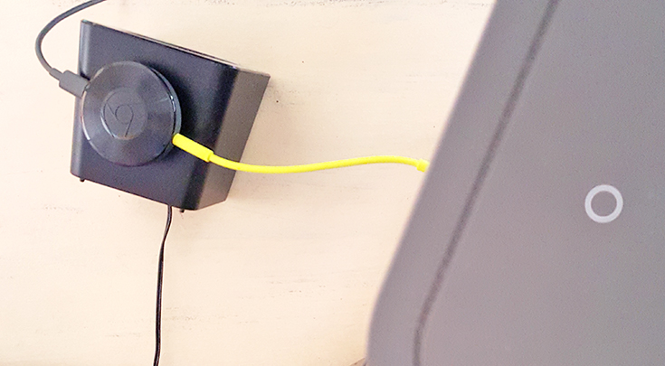 Learn how we keep the music flowing through our house and how you can easily and inexpensively do the same thanks to Google Chromecast Audio!