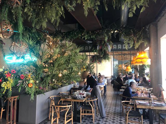 Restaurante La Bernarda - Interior