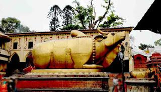 Pashupatinath temple Kathmandu