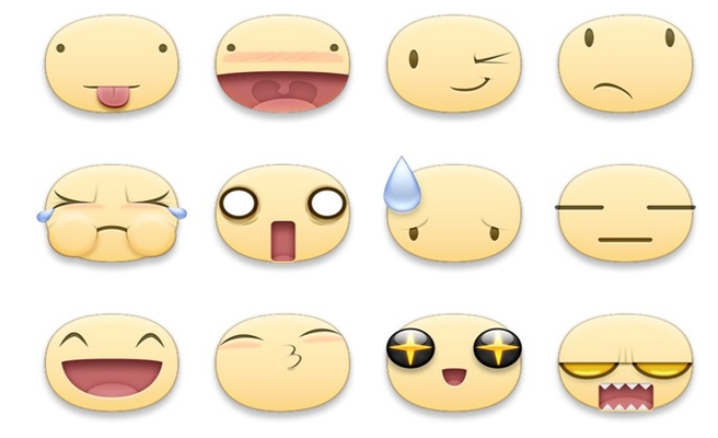 Significado dos emoticons