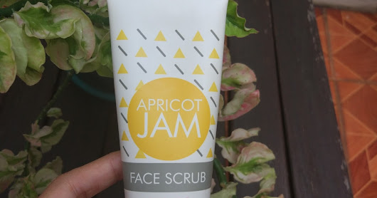 [Review] Emina Apricot Jam Face Scrub